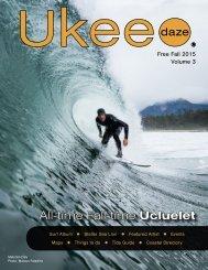 Ukeedaze Magazine - Volume 3