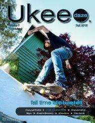 Ukeedaze Magazine - Volume 7
