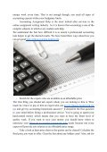 How to Hire Affordable Accounting Homework Solver :3 Best Ways - Page 3