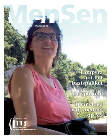 MS Vereniging - MenSen Nr. 42 april 2018