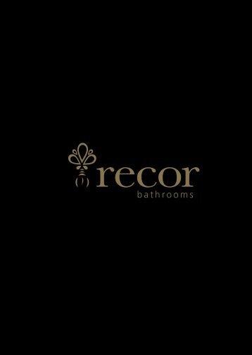 Recor Catalogue 2017
