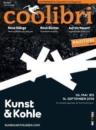 Mai 2018 - coolibri Düsseldorf und Wuppertal
