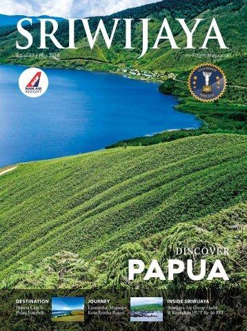 Sriwijaya Magazine Mei 2018