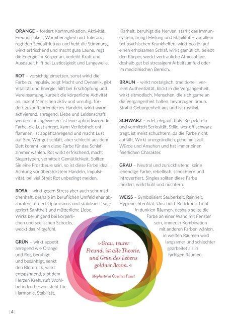 Feng Shui Magazin Deutsch