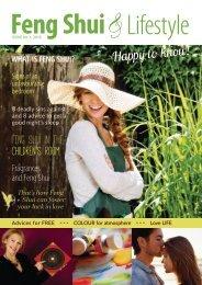 Feng Shui Magazin ENGLISCH