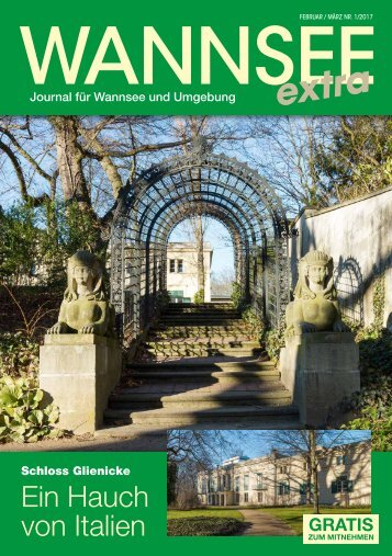 Wannsee extra FEB/MRZ 2017