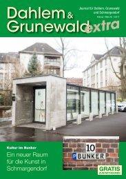 Dahlem & Grunewald extra FEB/MRZ 2017