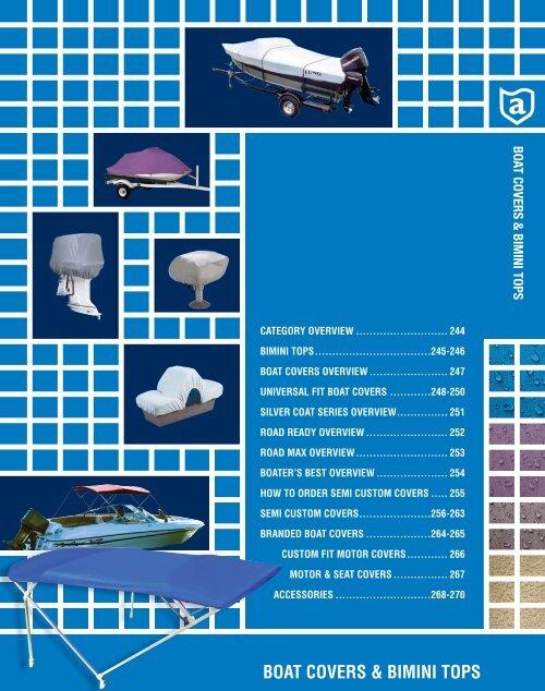 Attwood 12158-7 47 Piece Canvas Snap Fastener Kit
