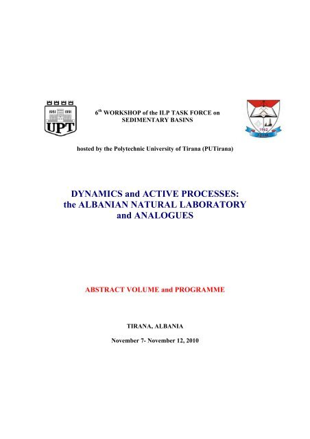 Dynamics And Active Processes International Lithosphere
