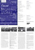 Programm Broadway Stories - Seite 2