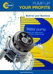 Water Pump Brochure