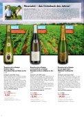 Weinzeche Weinletter 5_2018 – Die Kunst des Genießens - Seite 4