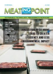 MEATing POINT Magazine: #19 / 2018