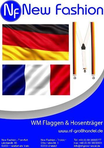 WM Flaggen & Hosenträger