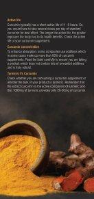 Coyne Healthcare Bio-Curcumin Leaflet - Page 4