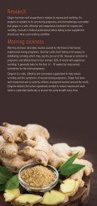 Coyne Healthcare - Gingerol Leaflet - Page 3