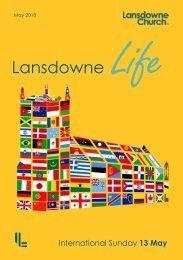 Lansdowne Life 14 May 2018