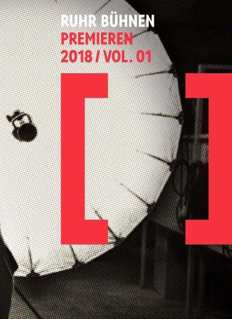 2018 RuhrBühnen Premierenkalender
