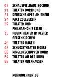 2018 RuhrBühnen Premierenkalender - Page 2