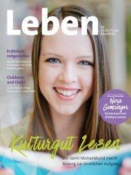Leben-Magazin / 4. Ausgabe