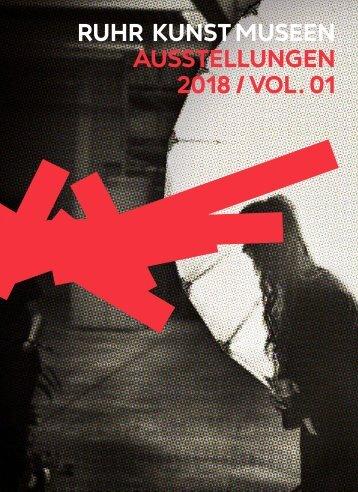 2018 RuhrKunstMuseen Ausstellungen Vol. 1