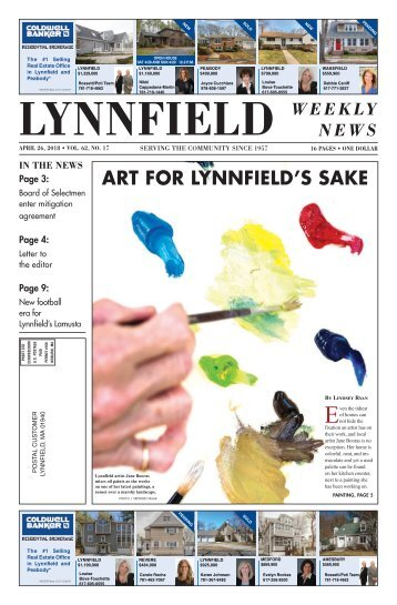 Lynnfield 4-26-18