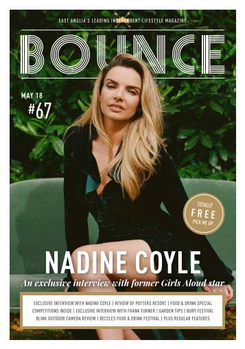 Bounce Magazine May 2018