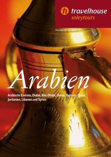 SOLEYTOURS Arabien 1112