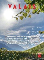 Magazine VALAIS - Mai 2018
