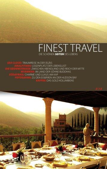 WINDROSE FinestTravelAusgabe2 2012