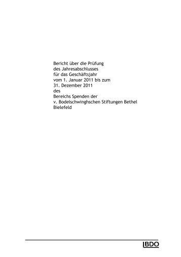 Allgemeine Auftragsbedingungen - v. Bodelschwinghsche ...