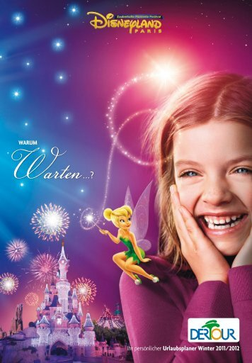 DERTOUR Disneylandparis Wi1112
