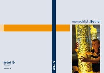Download PDF - v. Bodelschwinghsche Stiftungen Bethel