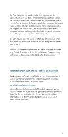 13. November 2009 Wir servieren Ihnen Auslandsmärkte - Baden ... - Seite 5