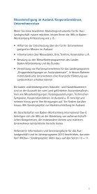 13. November 2009 Wir servieren Ihnen Auslandsmärkte - Baden ... - Seite 7