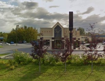 Arby's 5 minutes drive to the south of Alaska Center for Dentistry PC Wasilla AK 99654