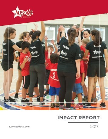 2017 Ausome Impact Report