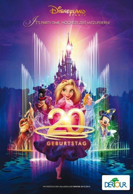 DERTOUR Disneylandparis Wi1213