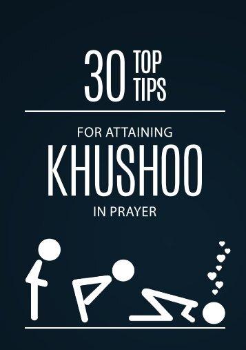 Khushoo eBook Snippet