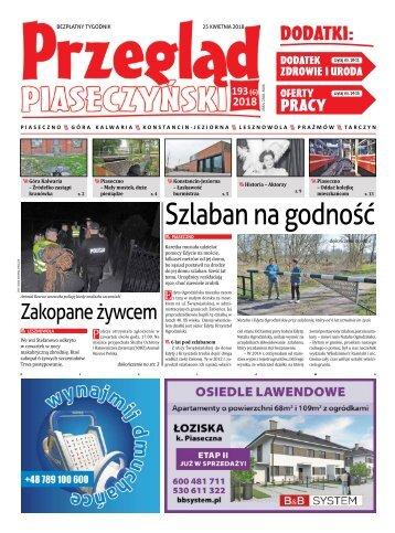 Przegląd Piaseczyński, wydanie 193
