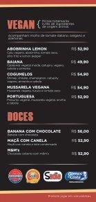 Cardápio Ducks Pizzas - Page 4