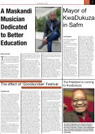 SMME NEWS - NOV 2016 ISSUE - Page 7
