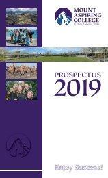 MAC Prospectus 2019