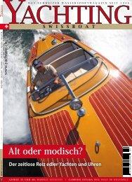 Der zeitlose Reiz edler Yachten und Uhren Alt oder modisch? - Azuree