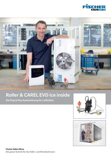 EVD ice inside