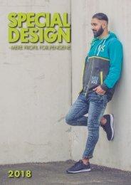 Specialdesign 2018