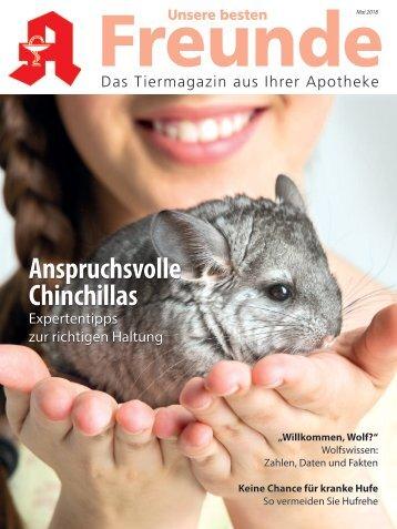"Leseprobe ""Unsere besten Freunde"" Mai 2018"