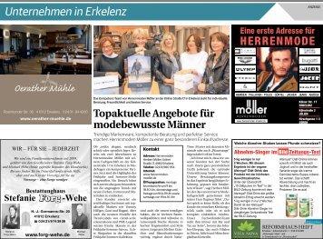 Unternehmen in Erkelenz  -26.04.2018-