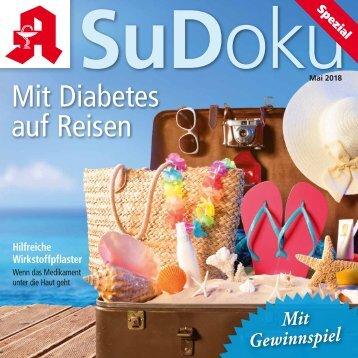 "Leseprobe ""Sudoku-spezial"" Mai 2018"