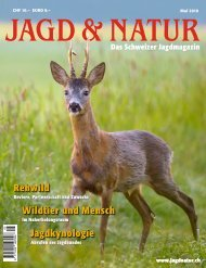 Jagd & Natur Ausgabe Mai 2018 | Vorschau